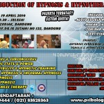 Seminar hipnotis dan psikologi