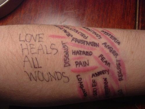 Self Injury Sebagai Pelampiasan Emosi Psikologid