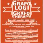Workshop Grafologi & Grafotherapy