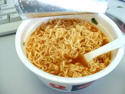 mie instant cup