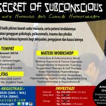 workshop psikologi