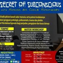 Secret of subconscious