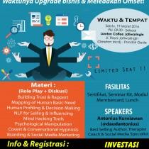 workshop bisnis
