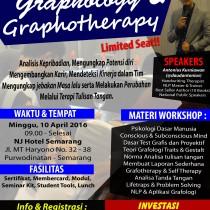 workshop graphology