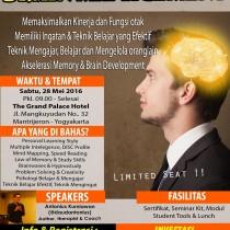 Seminar Psikologi : Brain Management