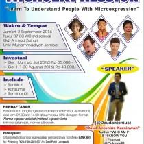 seminar microexpression