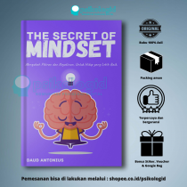 Buku Psikologi : The Secret of Mindset