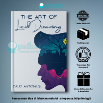 Buku Psikologi : The Art of Lucid Dreaming