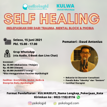 Kulwap Psikologi : Self Healing