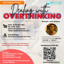 Kelas Psikologi : Dealing with Overthinking